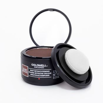 Goldwell Dualsenses Color Revive Ansatzkaschierpuder - Mittelbraun 3,7 g – Bild 3