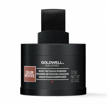 Goldwell Dualsenses Color Revive Ansatzkaschierpuder - Mittelbraun 3,7 g