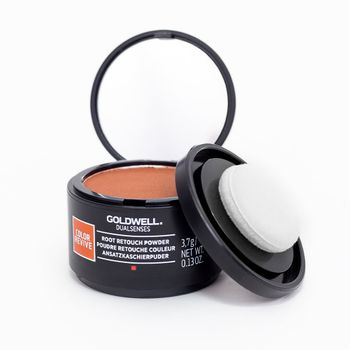 Goldwell Dualsenses Color Revive Ansatzkaschierpuder - Kupferrot 3,7 g – Bild 3