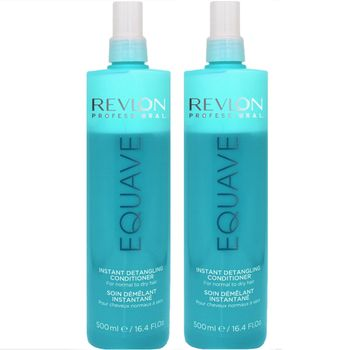 Revlon Equave Hydro Nutritive Detangling Conditioner 2x 500 ml