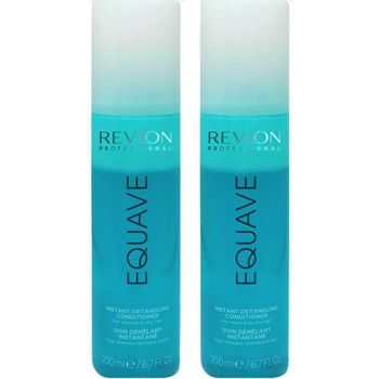 Revlon Equave Hydro Nutritive Detangling Conditioner 2x 200 ml