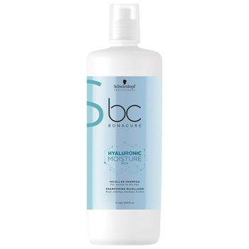 Schwarzkopf BC Hyaluronic Moisture Kick Micellar Shampoo 1000 ml + Treatment 750 ml – Bild 2