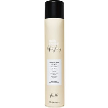 milk_shake Hairspray Medium Hold 500 ml