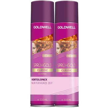 Goldwell Style Sign Sprühgold Classic DUO-PACK 300ml + 300ml
