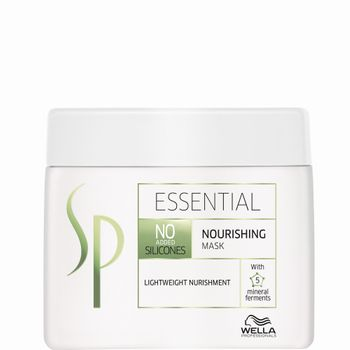 Wella SP Essential Nourishing Mask 400 ml – Bild 1