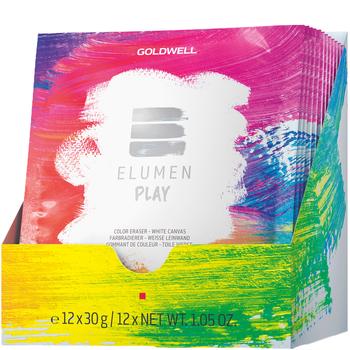 Goldwell Elumen Play Eraser 12 x 30 g - NEU
