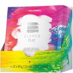 Goldwell Elumen Play Eraser 12 x 30 g - NEU 001