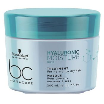Schwarzkopf BC Hyaluronic Moisture Kick Geschenkset - Shampoo 250ml + Spray Conditioner 200ml + Treatment 200 ml – Bild 4