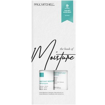 Paul Mitchell The Book of Moisture - Shampoo 300ml + Conditioner 200ml