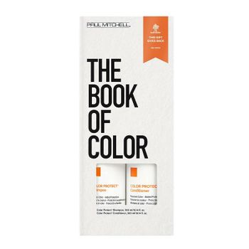 Paul Mitchell The Book of Color - Shampoo 300ml + Conditioner 300ml