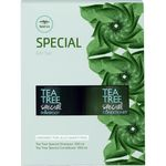 Paul Mitchell Tea Tree Special Gift Set Duo - Shampoo 300ml + Conditioner 300ml 001