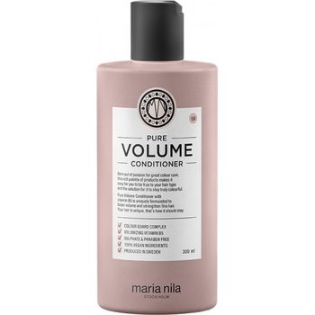 Maria Nila Pure Volume Geschenkset - Shampoo 350 ml + Conditioner 300 ml +  Handlotion gratis – Bild 4