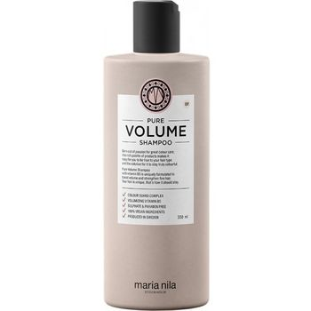 Maria Nila Pure Volume Geschenkset - Shampoo 350 ml + Conditioner 300 ml +  Handlotion gratis – Bild 3