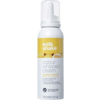 milk_shake colour whipped cream golden blond 100 ml