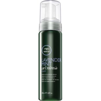 Paul Mitchell Tea Tree Lavender Curl Refresh Foam 200 ml