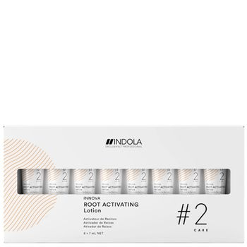Indola Innova Root Activating Lotion 8 x 7 ml