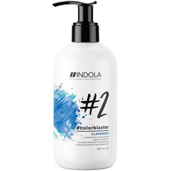 Indola Colorblaster Claredon - Blau 300 ml