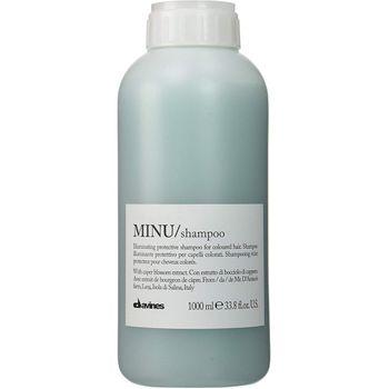 Davines Essential Haircare Minu Shampoo 1000 ml + Pumpe