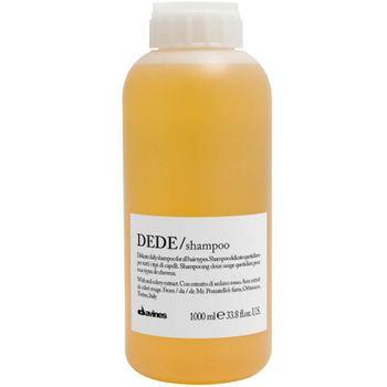 Davines Essential Haircare Dede Shampoo 1000 ml + Pumpe