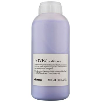 Davines Essential Haircare Love Smooth Conditioner 1000 ml + Pumpe
