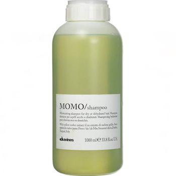 Davines Essential Haircare Momo Shampoo 1000 ml + Pumpe