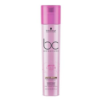 Schwarzkopf BC pH 4.5 Color Freeze Micellar Chocolate Shampoo 250ml