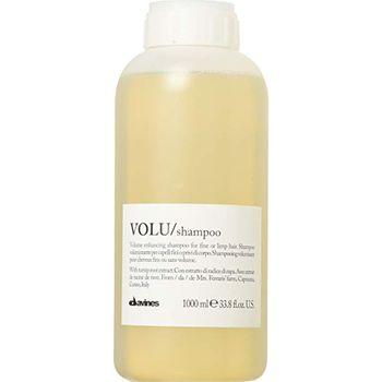 Davines Essential Haircare Volu Shampoo 1000 ml + Pumpe