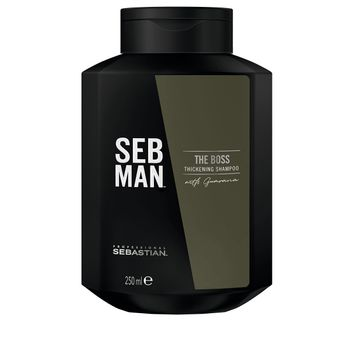 Sebastian SebMan The Boss Thickening Shampoo 250 ml