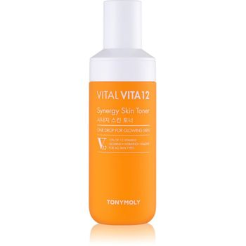 TonyMoly Vital Vita 12 Synergy Skin Toner 50 ml - Gesichtswasser – Bild 1