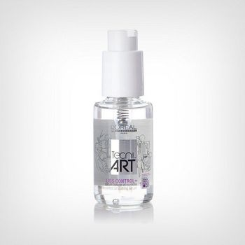 Loreal Styling Tecni.Art Liss Control+ 50ml Serum