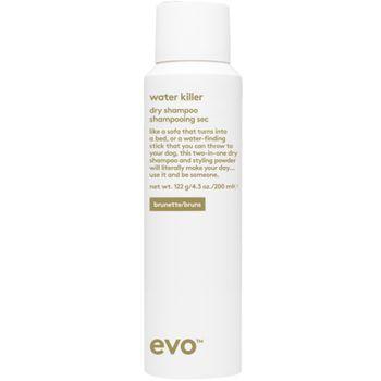 Evo Style Water Killer Dry Shampoo Brunette 200 ml