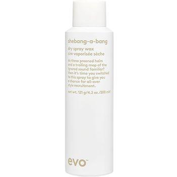 Evo Style Shebang -a- Bang Dry Spray Wax 200 ml