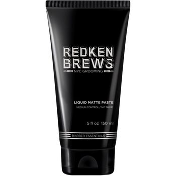 Redken Brews Liquid Matte Paste 150 ml