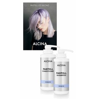 Alcina Pastell Shampoo Ice-Blond - 500ml – Bild 2