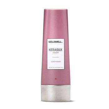 Goldwell Kerasilk Color Geschenkset - Shampoo 250 ml + Conditioner 200 ml + Texturizing Finish Spray 75 ml – Bild 3
