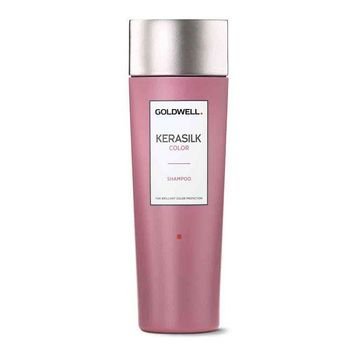 Goldwell Kerasilk Color Geschenkset - Shampoo 250 ml + Conditioner 200 ml + Texturizing Finish Spray 75 ml – Bild 2