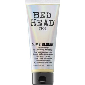 Tigi Bed Head Dumb Blonde Geschenkset - Shampoo 400 ml + Conditioner 200 ml – Bild 3