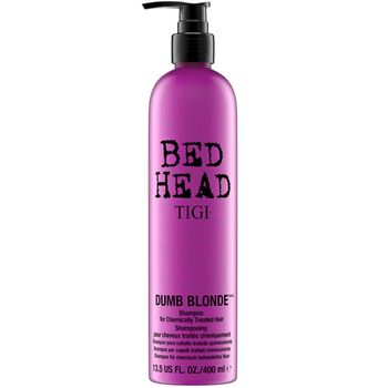 Tigi Bed Head Dumb Blonde Geschenkset - Shampoo 400 ml + Conditioner 200 ml – Bild 2