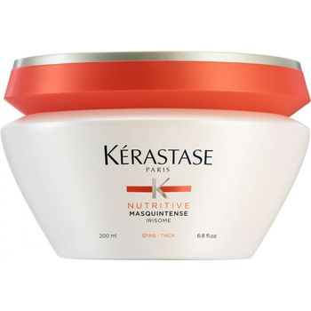 Kerastase Nutritive Set Bain Satin 2 250 ml + Masquintense dick 200 ml – Bild 3