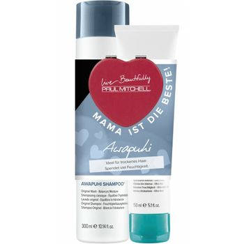 Paul Mitchell Awapuhi Muttertag-DUO - Shampoo 300 ml + Super-Charged Treatment 150 ml