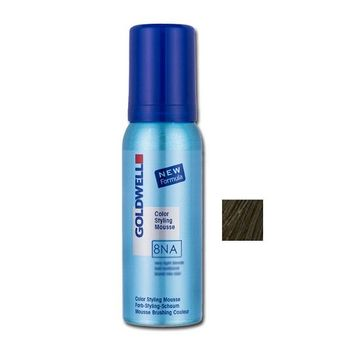 Goldwell Color Styling Mousse 8NA - 75ml - Fönschaum hell-natur-aschblond