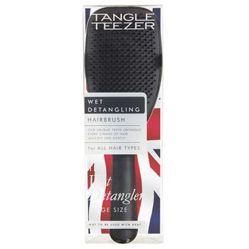 Tangle Teezer Wet Detangler Black Gloss - Large Size – Bild 2