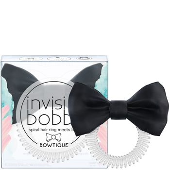 Invisibobble Bowtique True Black – Bild 1