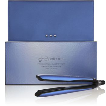 ghd platinum+ upbeat Styler kobaltblau – Bild 1