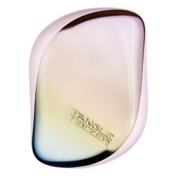 Tangle Teezer Compact Styler Pearlescent Matte Chrome - Haarbürste – Bild 2