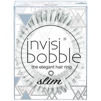 Invisibobble SLIM Marblelous You're Greyt - Haargummi 3 Stück – Bild 1