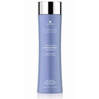 Alterna Caviar Anti-Aging Restructuring Bond Repair Starter Kit - Shampoo 250 ml + Conditioner 250 ml + 3-in-1 Sealing Serum 50ml – Bild 3