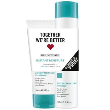 Paul Mitchell Instant Moisture Conditioner 200 ml + free Shampoo 300 ml