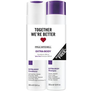 Paul Mitchell Extra-Body Conditioner 300 ml + free Shampoo 300 ml