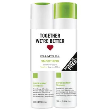 Paul Mitchell Smoothing Super Skinny Conditioner 300 ml + free Shampoo 300 ml